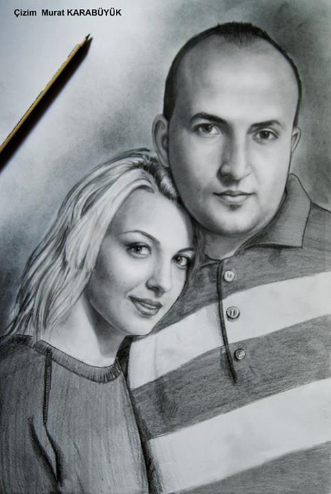 Karakalem Portre Çizimleri - Sanatsal Hediyeler İstanbul kadıköy bağdat caddesi ümraniye 124