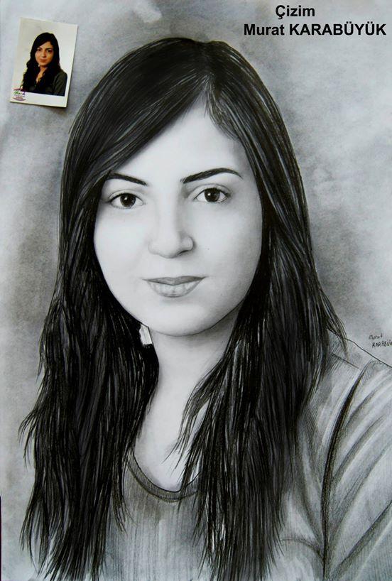 Karakalem Portre Çizimleri - Sanatsal Hediyeler İstanbul kadıköy bağdat caddesi ümraniye 74