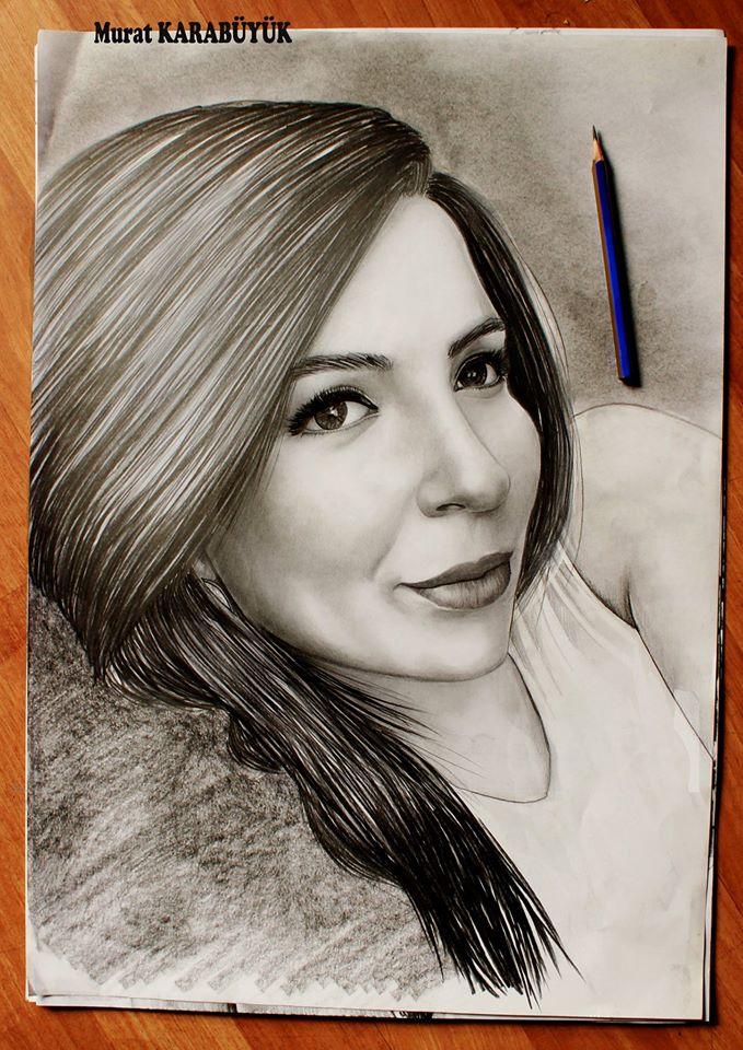 Karakalem Portre Çizimleri - Sanatsal Hediyeler İstanbul kadıköy bağdat caddesi ümraniye 17