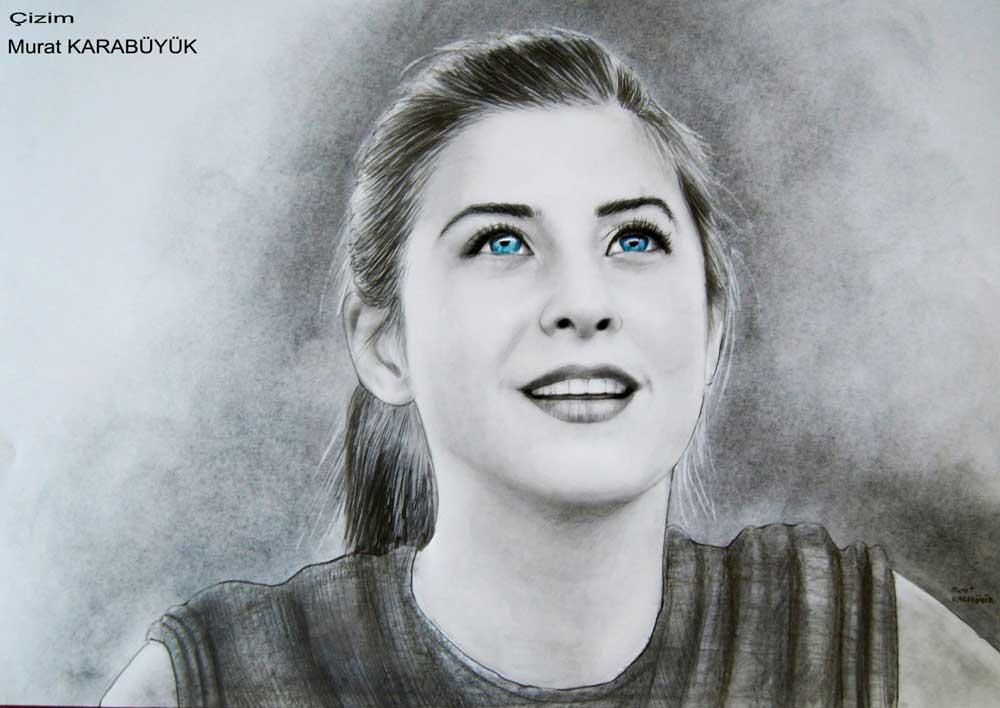 Karakalem Portre Çizimleri - Sanatsal Hediyeler İstanbul kadıköy bağdat caddesi ümraniye 111