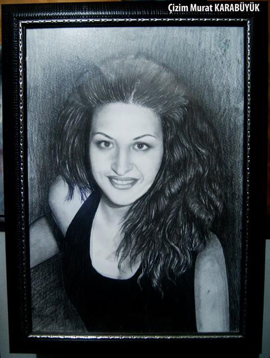 Karakalem Portre Çizimleri - Sanatsal Hediyeler İstanbul kadıköy bağdat caddesi ümraniye 93
