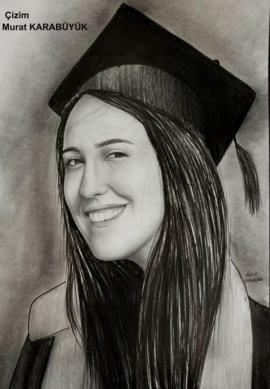 Karakalem Portre Çizimleri - Sanatsal Hediyeler İstanbul kadıköy bağdat caddesi ümraniye 75