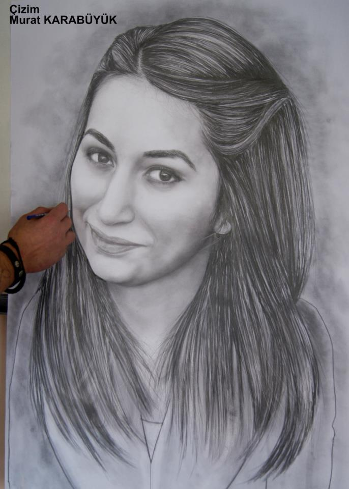 Karakalem Portre Çizimleri - Sanatsal Hediyeler İstanbul kadıköy bağdat caddesi ümraniye 78