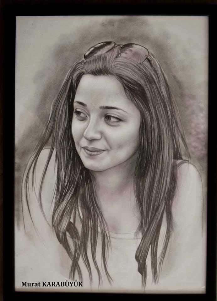 Karakalem Portre Çizimleri - Sanatsal Hediyeler İstanbul kadıköy bağdat caddesi ümraniye 83