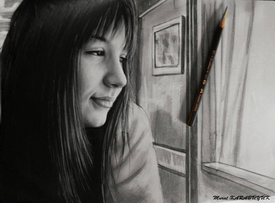Karakalem Portre Çizimleri - Sanatsal Hediyeler İstanbul kadıköy bağdat caddesi ümraniye 86