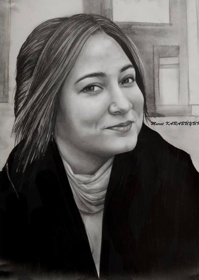 Karakalem Portre Çizimleri - Sanatsal Hediyeler İstanbul kadıköy bağdat caddesi ümraniye 14