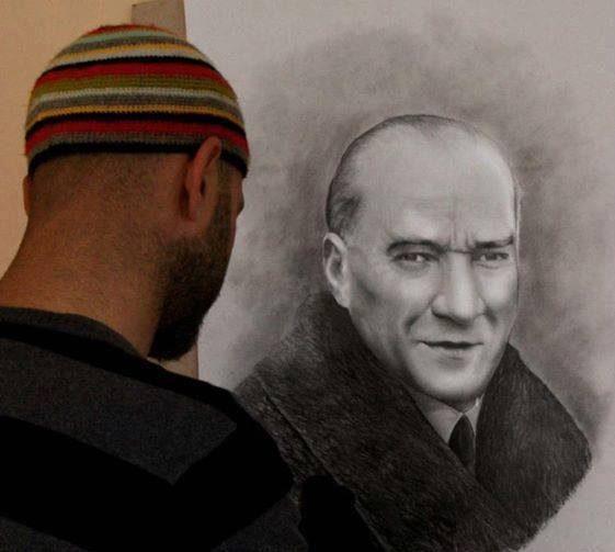 Karakalem Portre Çizimleri - Sanatsal Hediyeler İstanbul kadıköy bağdat caddesi ümraniye 36