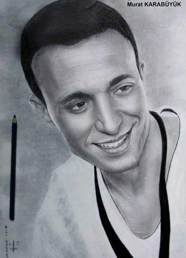 Karakalem Portre Çizimleri - Sanatsal Hediyeler İstanbul kadıköy bağdat caddesi ümraniye 116