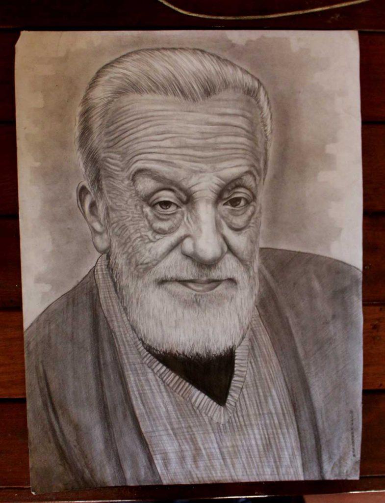Karakalem Portre Çizimleri - Sanatsal Hediyeler İstanbul kadıköy bağdat caddesi ümraniye 45