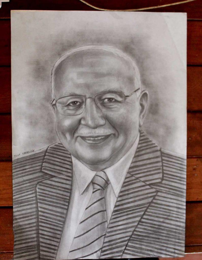 Karakalem Portre Çizimleri - Sanatsal Hediyeler İstanbul kadıköy bağdat caddesi ümraniye 51