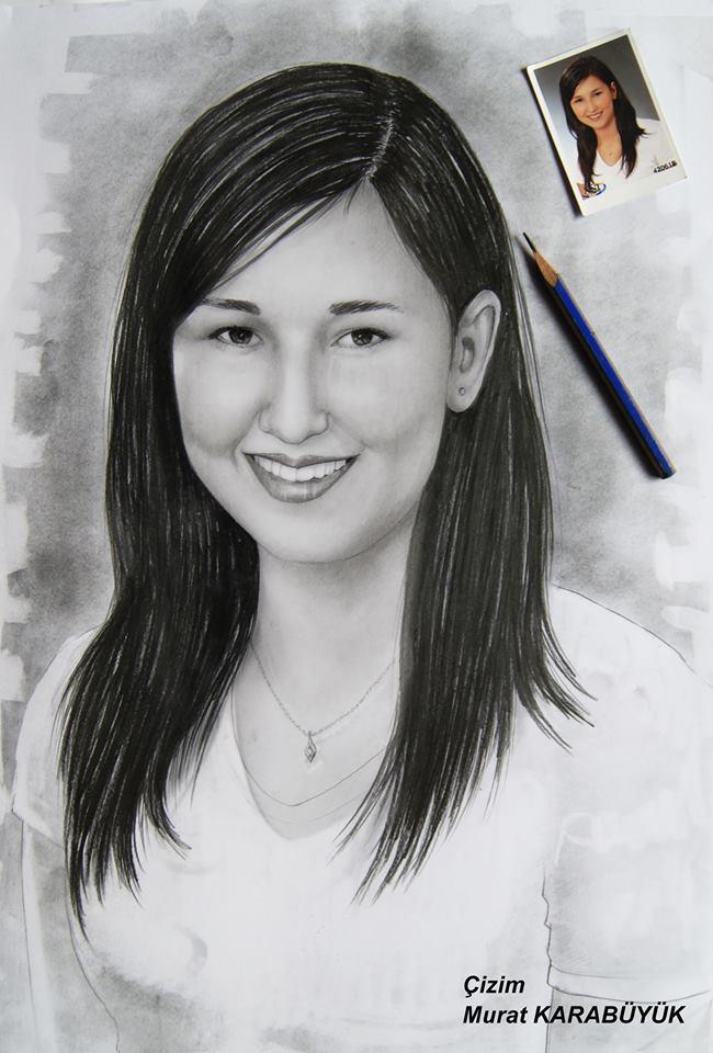 Karakalem Portre Çizimleri - Sanatsal Hediyeler İstanbul kadıköy bağdat caddesi ümraniye 68