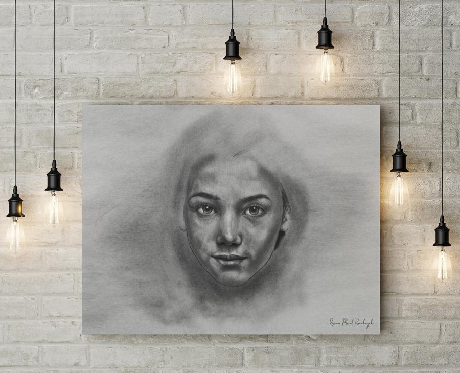 Hediye Karakalem Portre Siparişi Vermenizi Sağlayan Nedenler