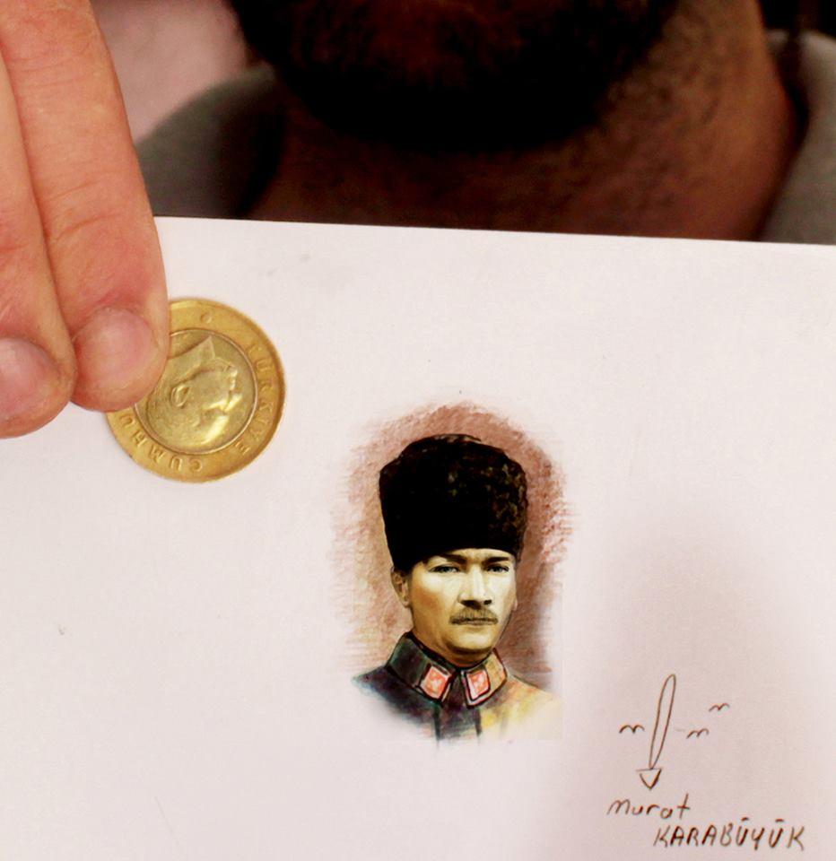 Yağlıboya portre hediye anahtarlık - Sanatsal Hediyeler kadıköy bağdat caddesi ümraniye 1