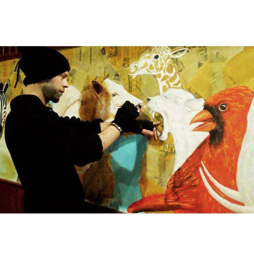 duvar resmi graffiti karakalem istanbul yağlıboya karikatür kadıköy bağdat caddesi ümraniye 3