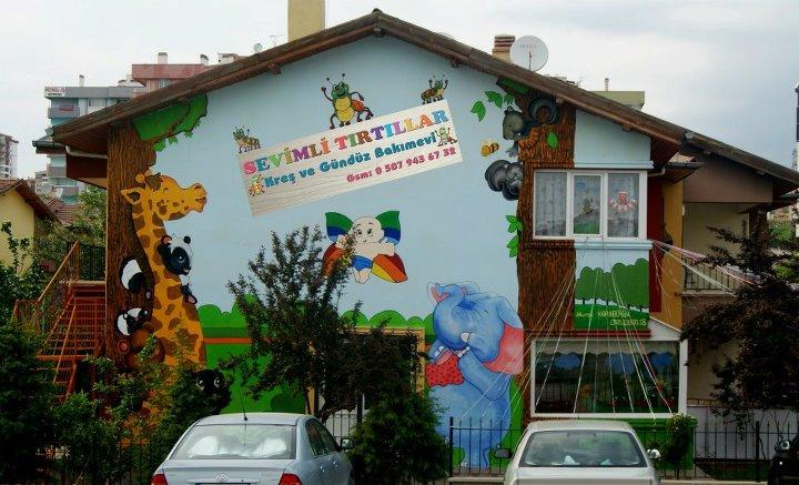 duvar resmi graffiti karakalem istanbul yağlıboya karikatür kadıköy bağdat caddesi ümraniye 6