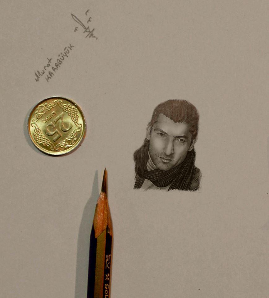 Yağlıboya portre hediye anahtarlık - Sanatsal Hediyeler kadıköy bağdat caddesi ümraniye