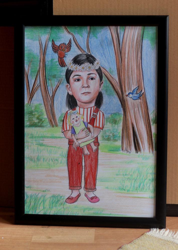 karikatür portre istanbul yapan yerler Yağlıboya portre hediye anahtarlık - Sanatsal Hediyeler kadıköy bağdat caddesi ümraniye